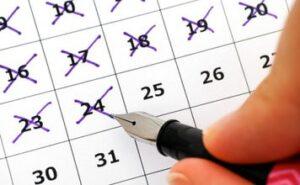metodo Ogino-Knaus per calcolare i giorni fertili